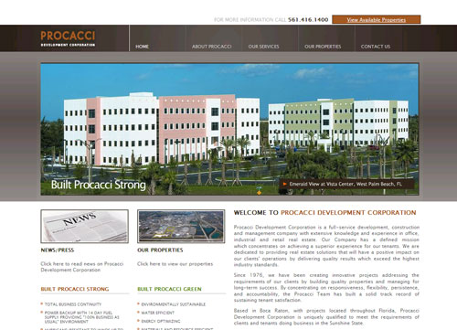 Procacci Development Corporation