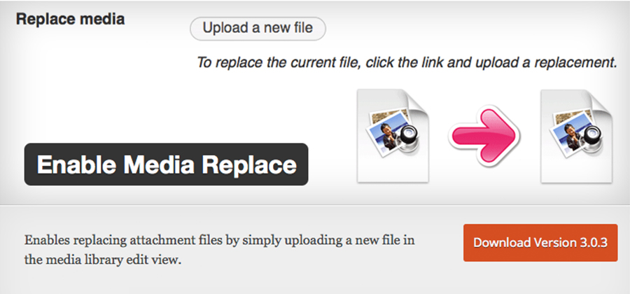 Enable-Media-Replace-Featured-image