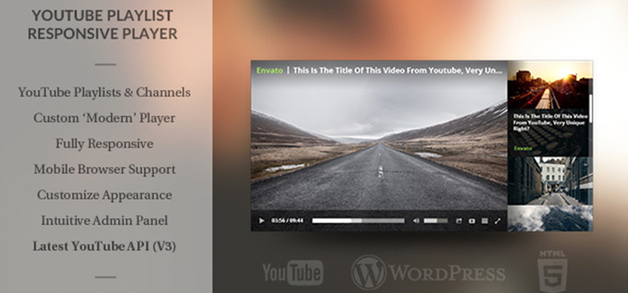 Youtube-Playlist-Player-Featured-image