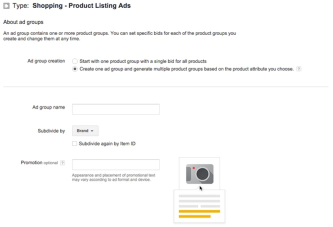 Ad Group Builder   PPC Advertising