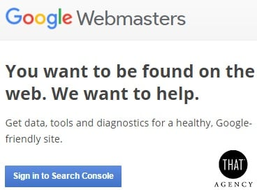 THAT Agency Presents Google Search Console Updates