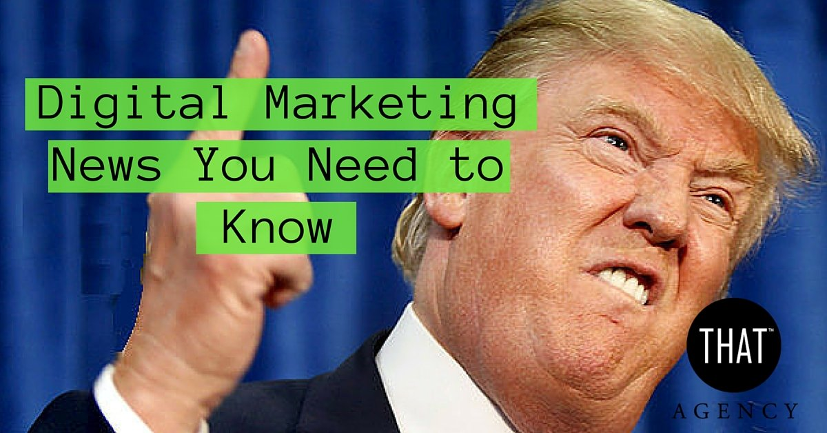 Digital Marketing News You Need to Know