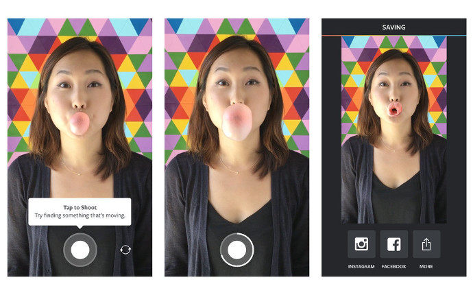 Boomerang: Moving Photo Clips App | THAT Agency