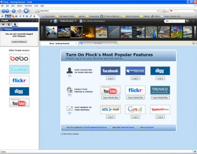 Flock - The Social Web Browser