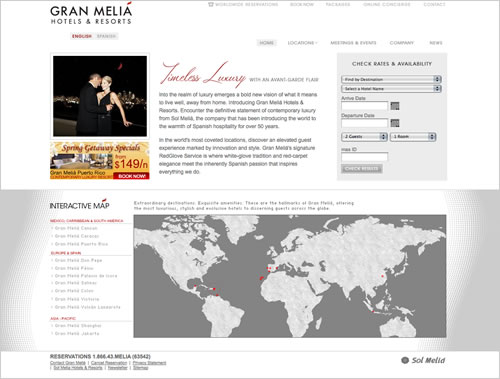 Gran Melia by THAT Agency Launches