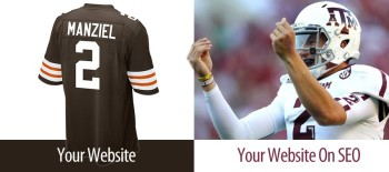 Johnny Manziel SEO