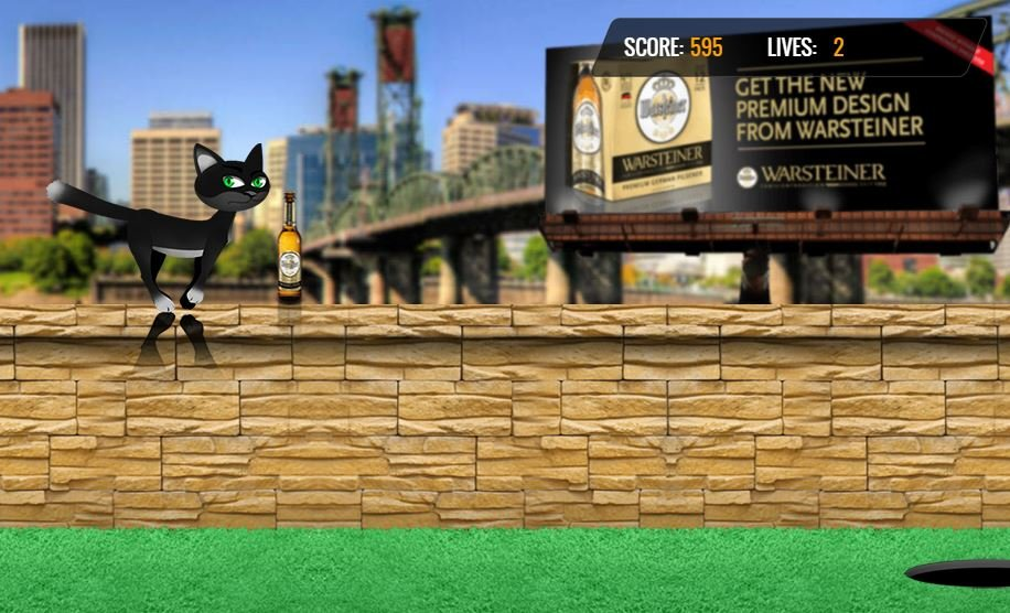 THAT Agency Creates Virtual Game to Promote New Warsteiner Packaging