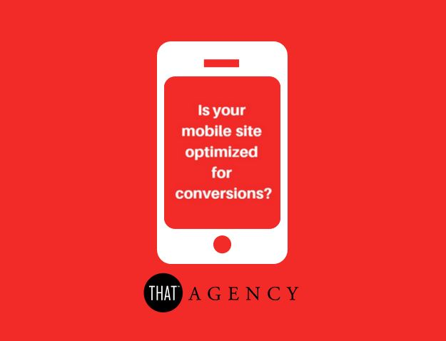 Mobile site conversions