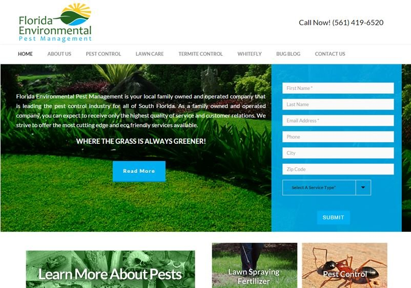 THAT Agency Launches New Website for Florida Environmental Pest Management