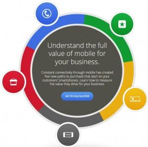 Google's Full Value of Mobile Caluculator