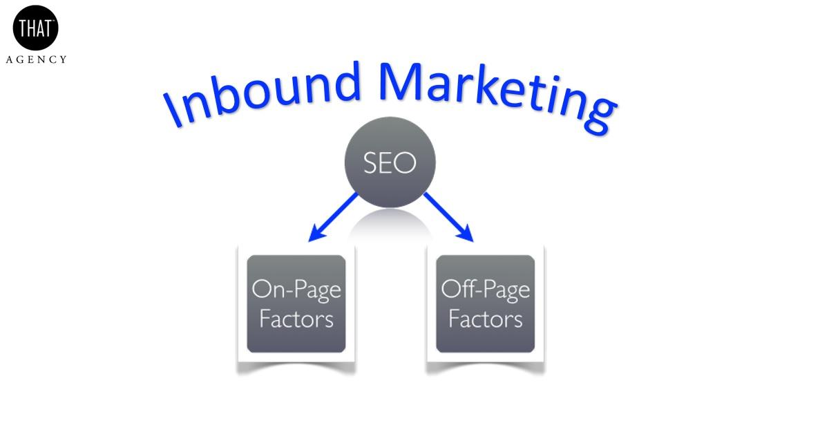Inbound Marketing  SEO Strategies | THAT Agency