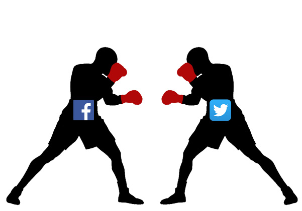 The fight for the social network crown wages on.
