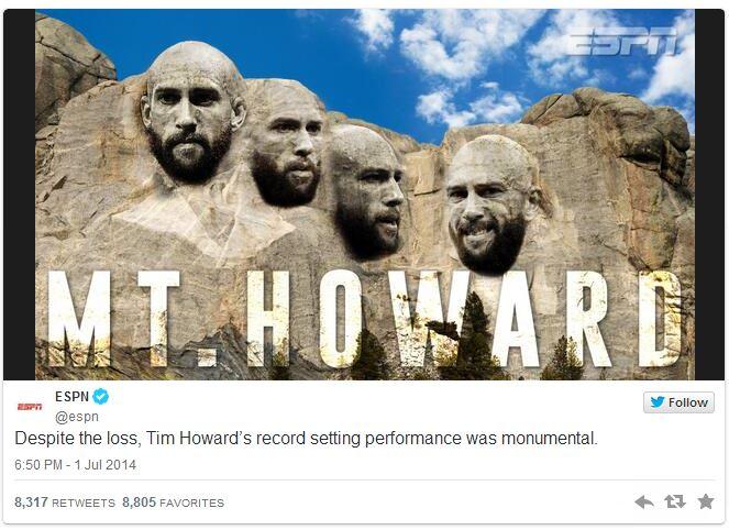 Tim Howard Meme