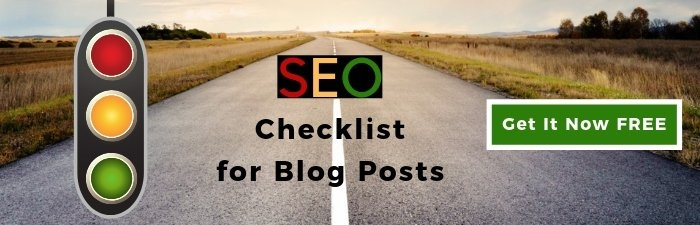 SEO Checklist for Blog Posts | Free Download | THAT Agency