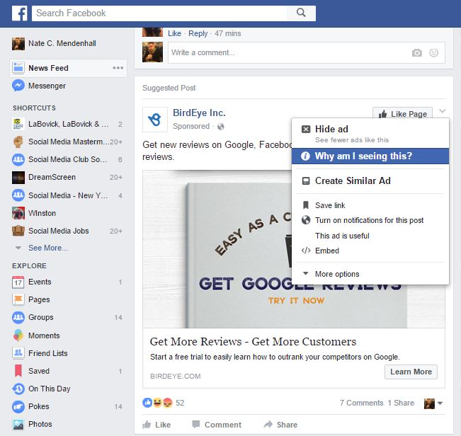How to Spy on Your Competitors' Facebook Ads   Social Media Today