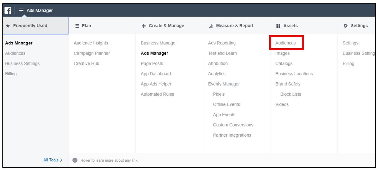 Facebook Ad Manager | THAT Agency