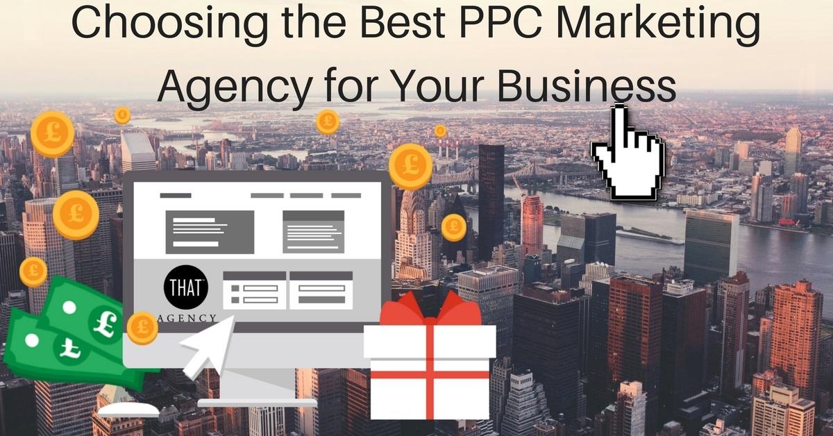 PPC Marketing Agency | THAT Agency
