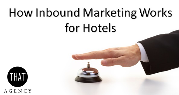 Inbound Marketing | Hotel Marketing Strategies | THAT Agency