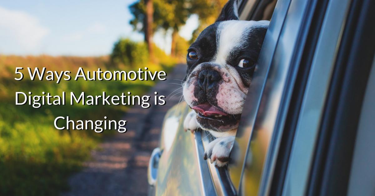 Automotive Digital Marketing   THAT Agency