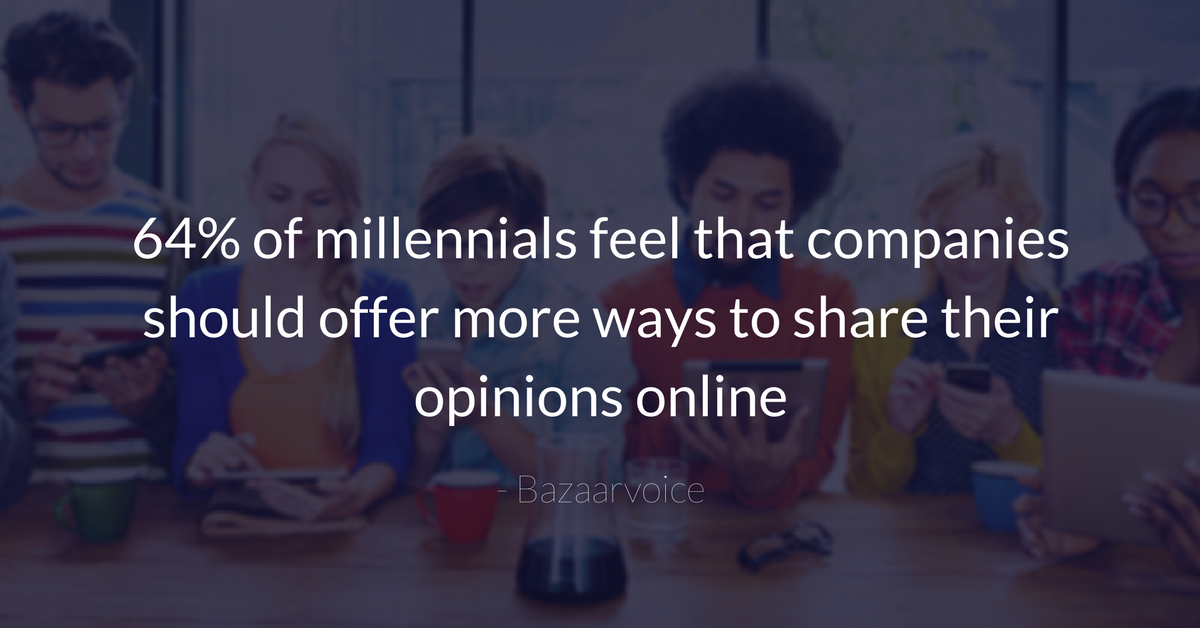 Inbound Marketing for small businesses should focus on getting reviews for millennials | THAT Agency