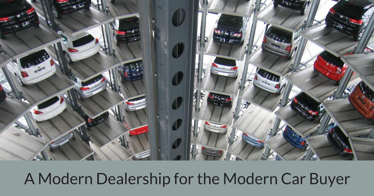 Modern Car Buyer   THAT Agency