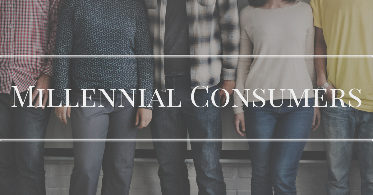 Millennial Consumers   THAT Agency
