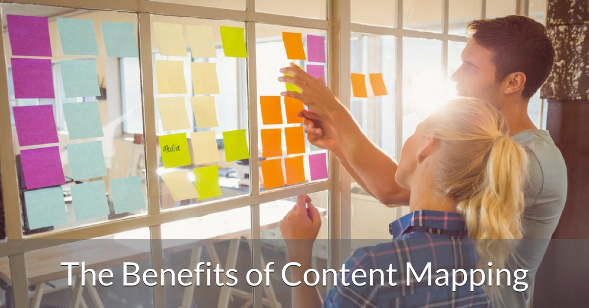 The Benefits of Content Mapping | THAT Agency