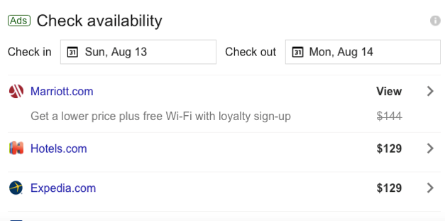 Effectively using Google Hotel ads   THAT Agency