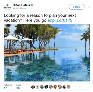 Hotel Social Media Marketing   THAT Agency
