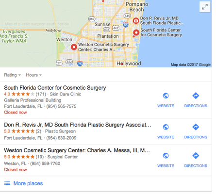 Plastic Surgery Marketing on Google | THAT Agency