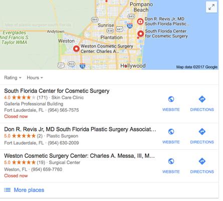 Plastic Surgery Marketing on Google | THAT Agency
