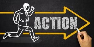 Calls to action make a good website
