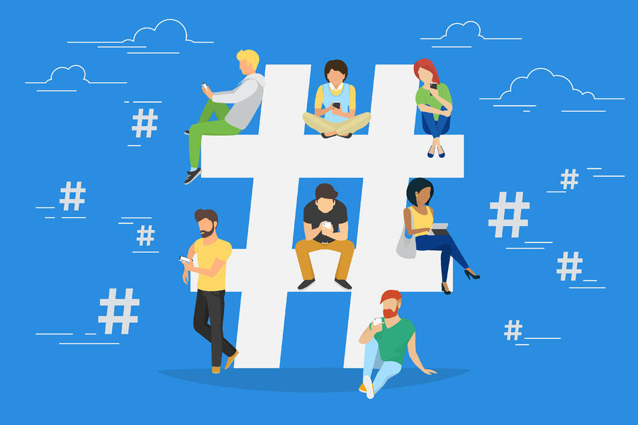 Using Hashtags on Instagram | THAT Agency of West Palm Beach, Florida