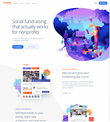 Organic Shapes in Website Design | THAT Agency of West Palm Beach, Florida