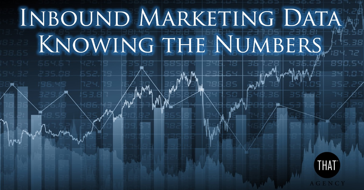 Inbound Marketing and Data   THAT Agency