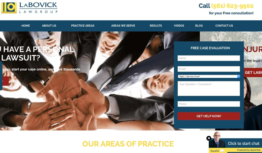Law Firm Advertising Ideas | Law Firm Ads | THAT Agency of South Florida