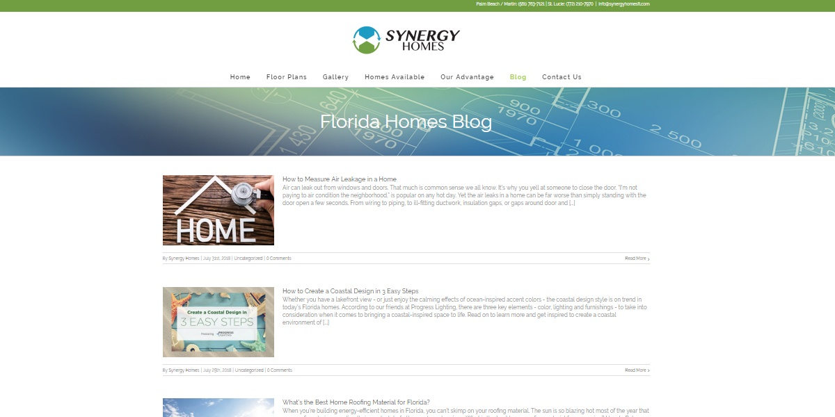 Empathy in Marketing | Synergy Homes Blog | THAT Agency