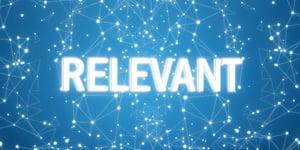 Relevant content makes a good website