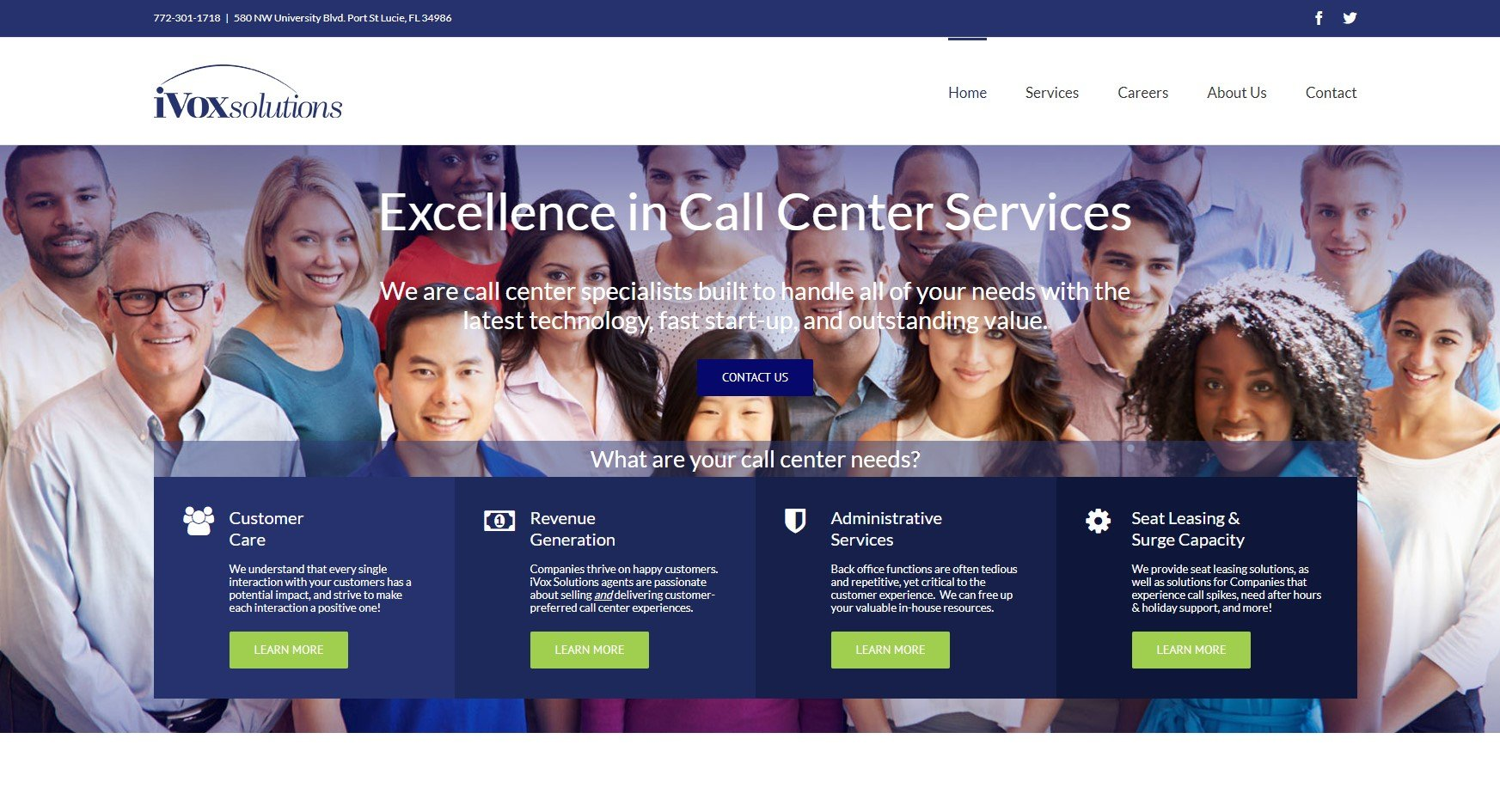 New Website for iVox Solutions | THAT Agency