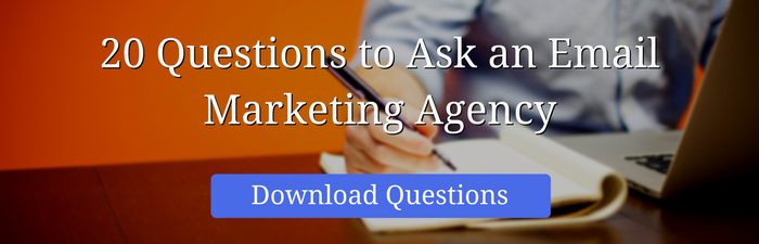 Questions to Ask an Email Marketing Agency | THAT Agency