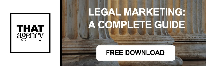 Free Download | Legal Marketing Guide | THAT Agency