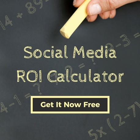 Free Social Media ROI Calculator | Microsoft Excel File | THAT Agency