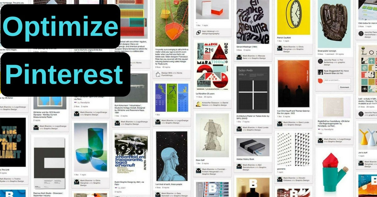 Optimize Your Pinterest   THAT Agency