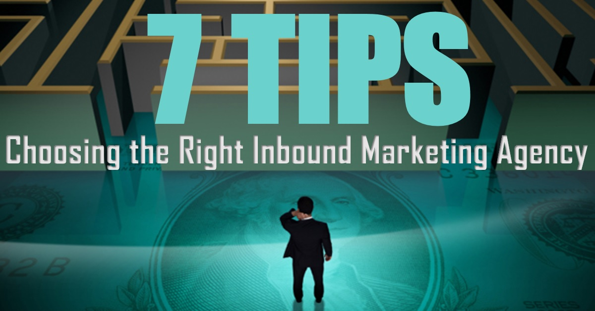 Choosing the Right Inbound Marekting Agency | THAT