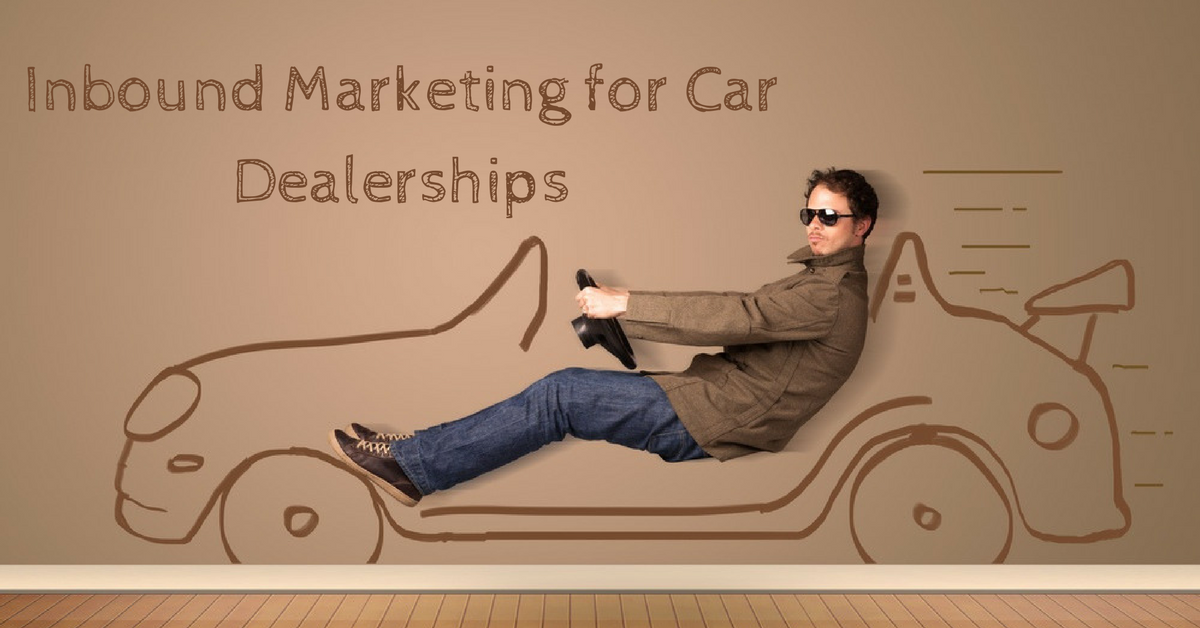 Inbound Marketing for Car Dealerships | THAT Agency