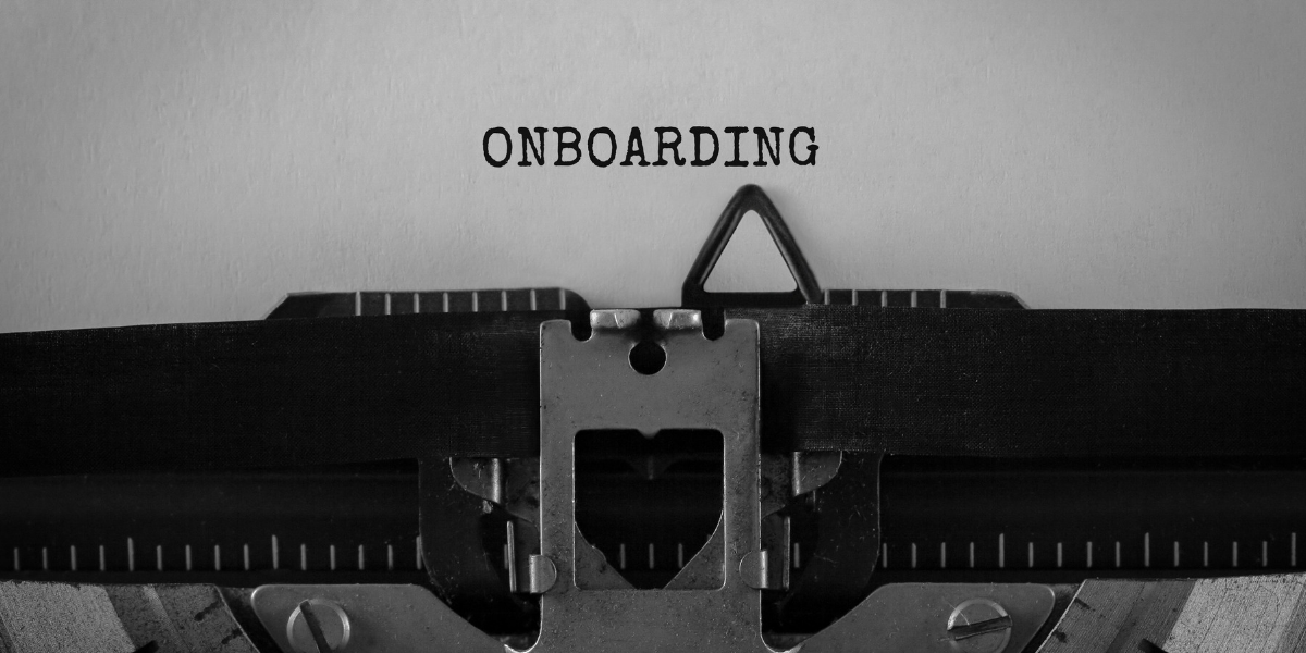 Client Onboarding Process