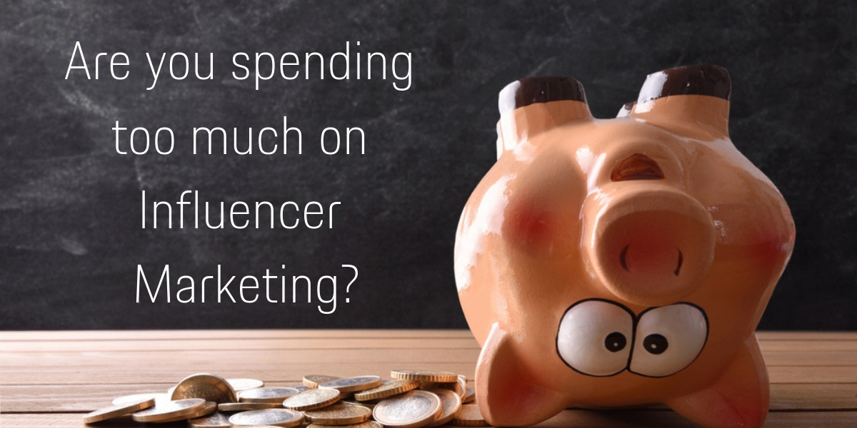 Copy of Influencer Marketing Spend