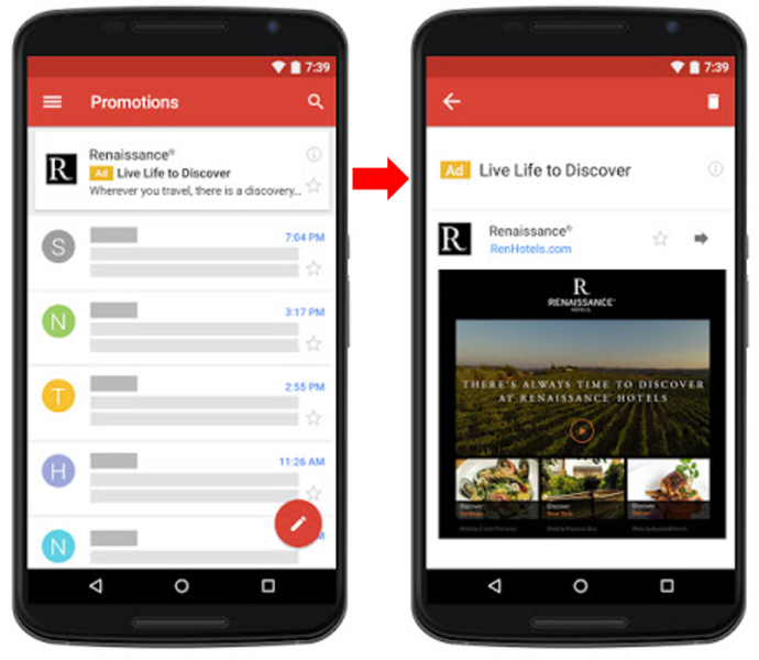 Four Reasons To Integrate Gmail Ads Into Your PPC Strategy