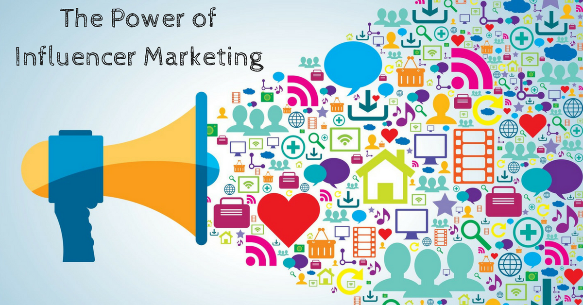 The Power of Influencer Marketing (Info-graphic)