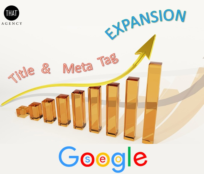 2016 SERP Listing Trends: Extended Title & Meta Tags   THAT